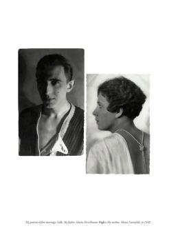 Hanns Kirschbaum, left, and Maria Liesenfeld, right.